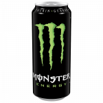 Monster Energy, versch. Sorten