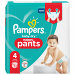 Pampers Pants, versch. Sorten