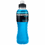 Powerade, versch. Sorten