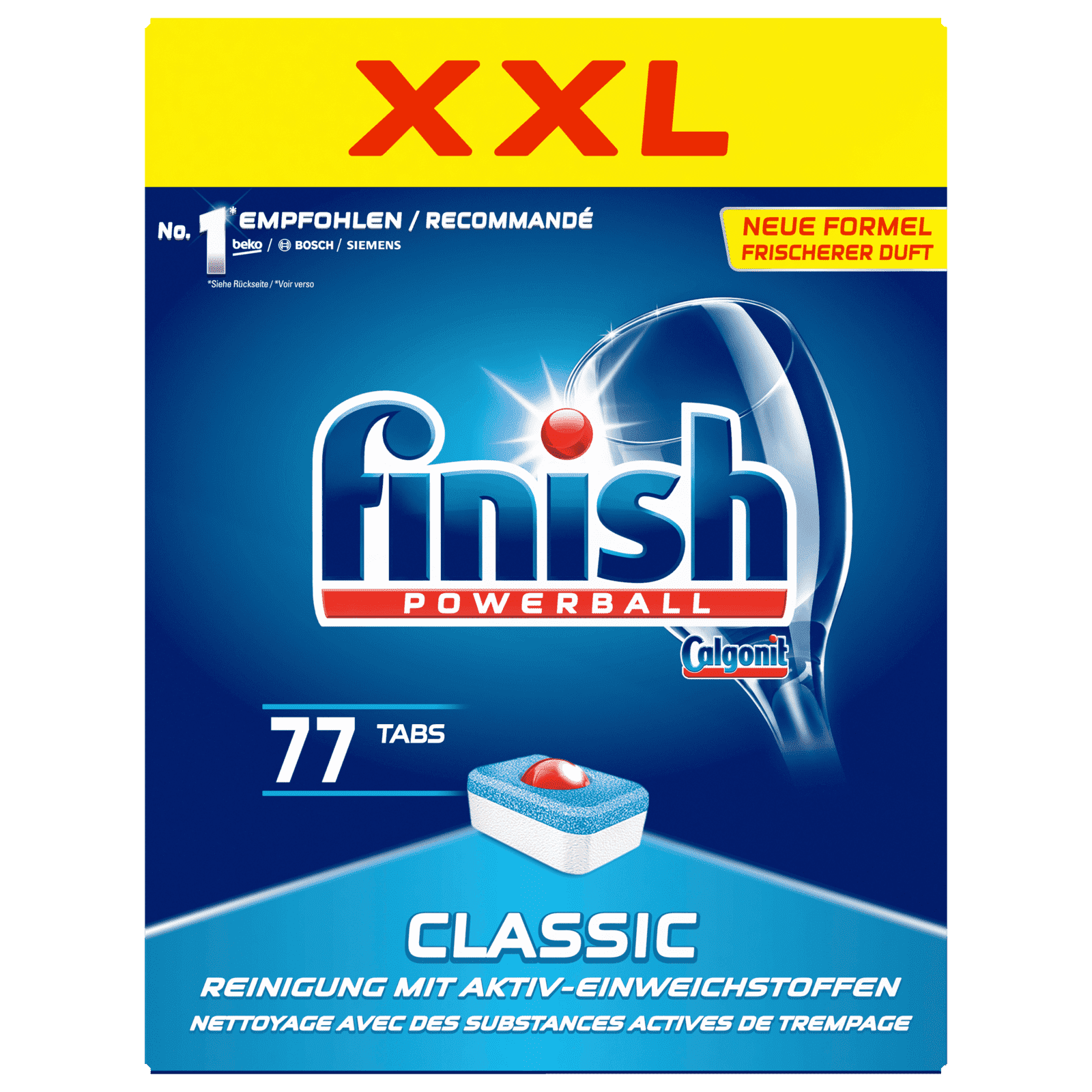 Finish Powerball XXL Pack, versch. Sorten