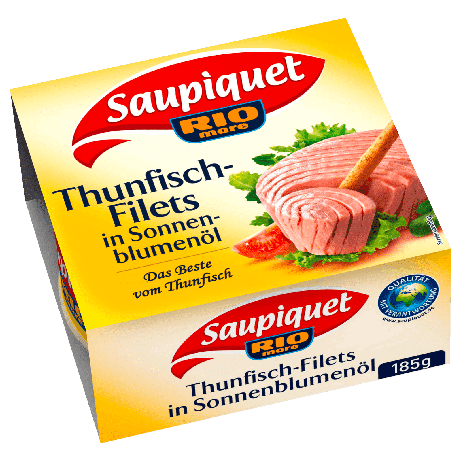 Saupiquet Thunfisch-Filets, versch. Sorten