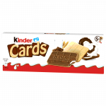 Ferrero Kinder Cards