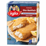 Iglo Filegro, versch. Sorten