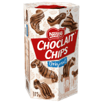 Nestlé Choclait Chips, versch. Sorten