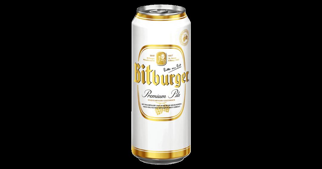 Bitburger Dose