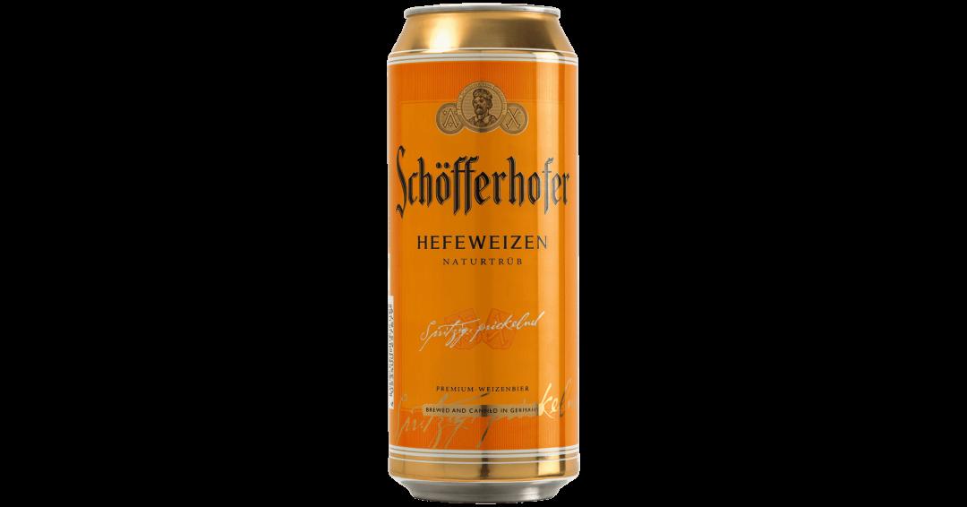 Schöfferhofer Dose